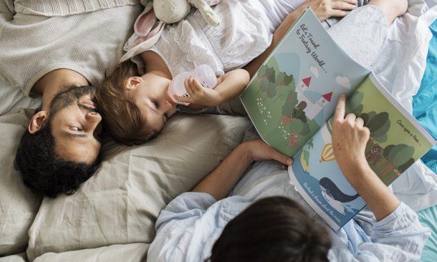 Czy książka będzie dobrym prezentem dla dwulatka?